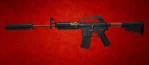 M4A1-s Nitro FN sa 30$ stickerom csgo cs:go cs go