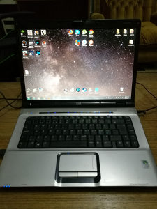 Laptop / HP Pavilion dv6700