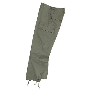 Airsoft U.S. Field Pants BDU Type Ripstop olive
