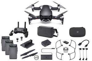 DJI Mavic Air Fly More Combo crni (Mavic Air FMC crni)