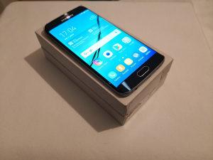 SAMSUNG S6 Edge black full pack