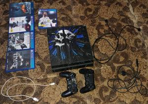 PS4 2 joysticka,FIFA 18 i jos par igara