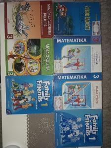 Knjige za 3.razred O.S