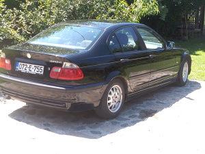 BMW 320 d M optik e46