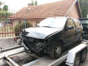 Volkswagen Polo 1.4 1996 udaren havarisan