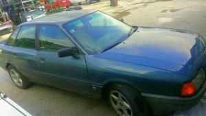 Audi 80 benzin-plin