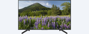 "Sony TV Led 49"" XF7005 4K Smart HDR X-Reality Pro"
