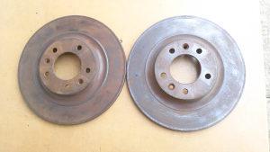 Zadnji diskovi peugeot 407