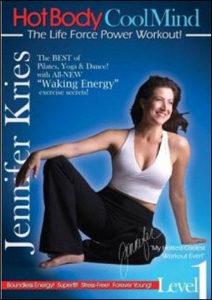 Jennifer Kries Hot Body Cool Mind - DVD
