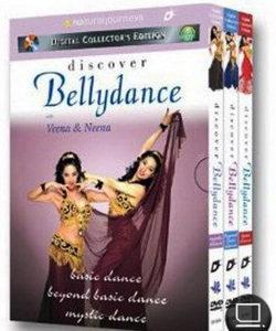 Veena & Neena - Discover Bellydance-3DVD