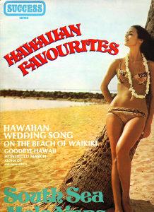 Hawaiian Favourites-South Sea Melodies lp