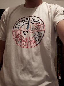 Stone island majica kratki rukav