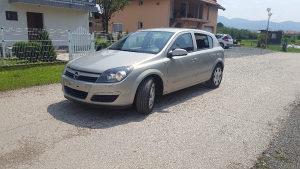 Opel Astra Tek registrovano