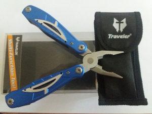 TRAVELER Multi-Funkcionalni Alat 15/1/Besp.Dostava