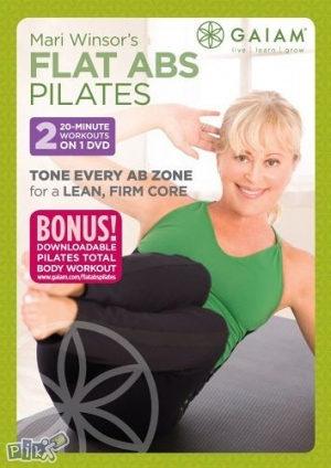 Mari Winsor - Flat Abs Pilates - DVD