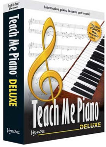 Teach Me Piano Deluxe-DVD