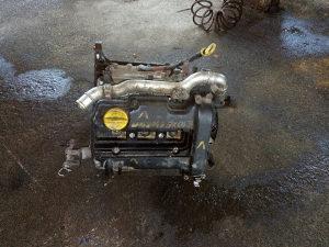 Motor u djelovima