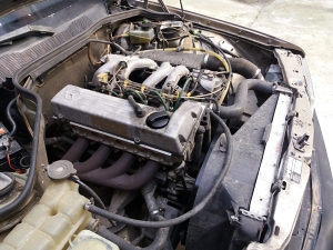 Motor mercedes 190-124 2.0d