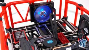 COOLERMASTER MasterLiquid ML120L RGB Cooler master