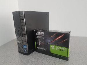 Racunar Dell i5-2500 / 8gb / Nvidia GT 1030 2gb DDR5