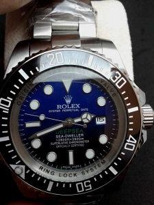 Rolex DeepSea Blau