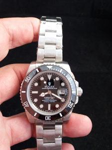 Rolex Submariner Silver