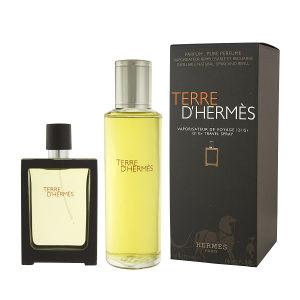 Hermes Terre D Hermes 30ml EDP + 125ml EDP Refill
