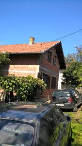 Kuća sa velikim voćnjakom