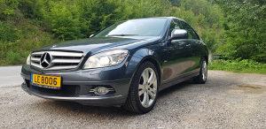 Mercedes c clasa 2008 g avangard ful oprema