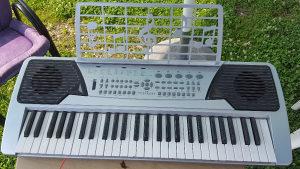 Klavijatura sintisajzer velika ispravna extra stanje