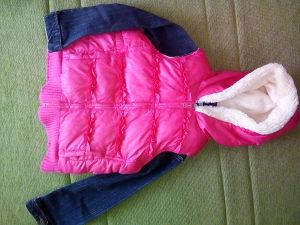 Prsluk i jaknica broj 104/110