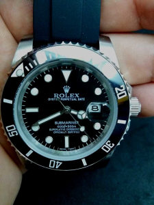 Rolex Submariner Rubber