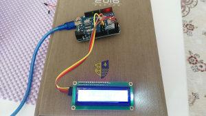 ARDUINO UNO R3 sa LCD1602