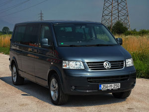 Prijevoz Prevoz putnika RENT A CAR VW Kombi T5 8+1