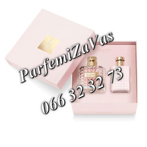Valentino Donna 100ml EDP + 100ml BL ... Ž 100 ml