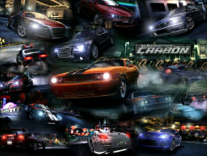 Need for speed CARBON,PS3.
