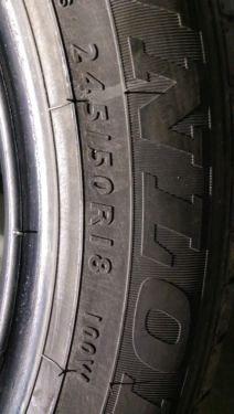 Gume 245 50 r18 run flat Dunlop