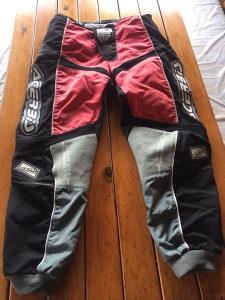 Moto cross pantole  Acerbid Magma