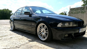 BMW 540i BMW E39