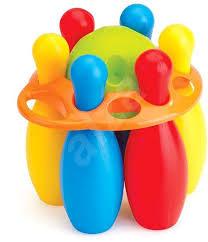 AKCIJA! Set za kuglanje Dolu,razne igračke
