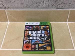 Grand Theft Auto 5 |Xbox 360|