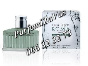 Laura Biagiotti Roma Uomo Cedro 75ml ... M 100 ml