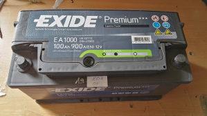 Akumulator 100Ah/ 900A/ 12V/ BMW