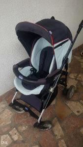 Chicco kolica za djecu bebe 3u1 autosjedalica nosiljka