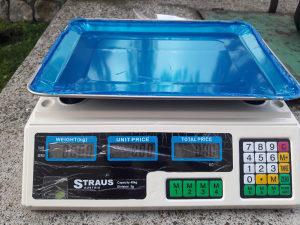 Digitalna vaga Straus do 40 kg