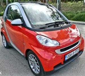 Smart for two CDI automatik top tek uvezen 062666446