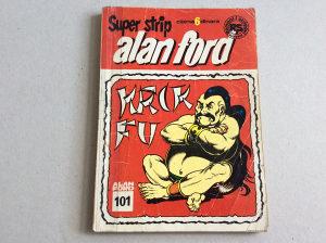 Alan Ford Vjesnik 101