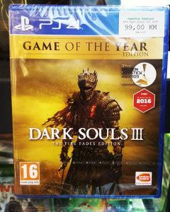 Dark Souls 3 Goty (PlayStation 4 PS4