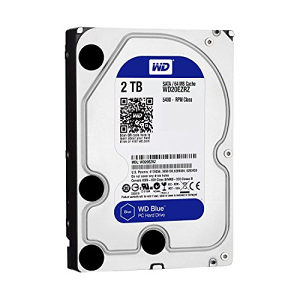 HARD DISK PC Hard drive WD BLUE 2 TB