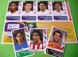 Panini FIFA World Cup Germany 2006 update